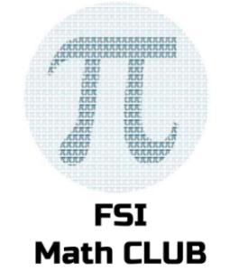 FSI Math Club Logo
